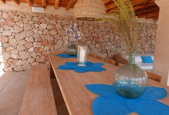 Dining Area near the Pool